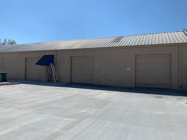 Warehouse Yard