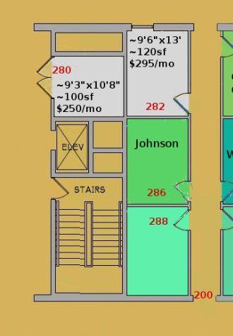 Suite 280, 282, 286
