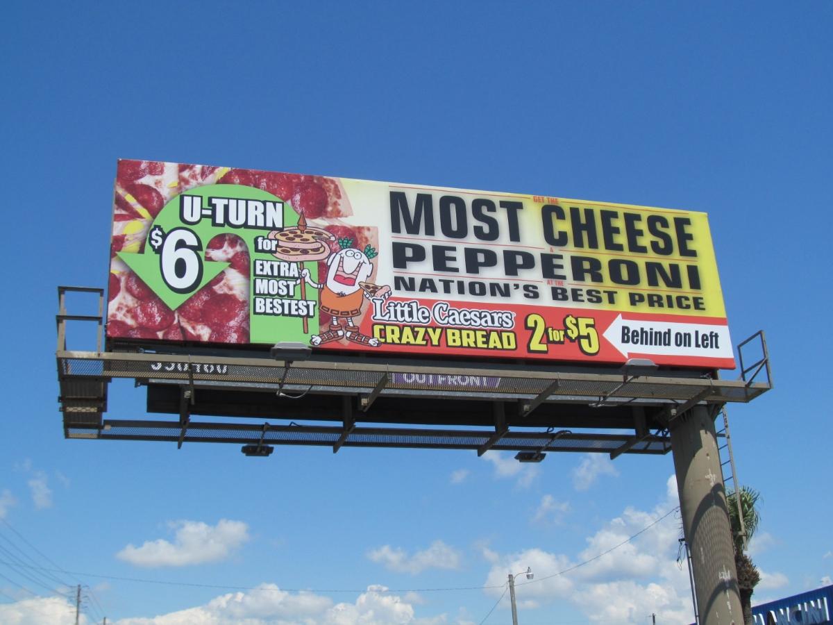 Billboard Income on Site