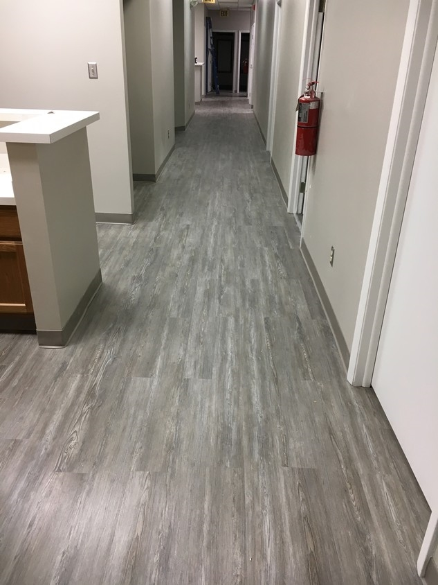 Newly Remodeled Floors and paint