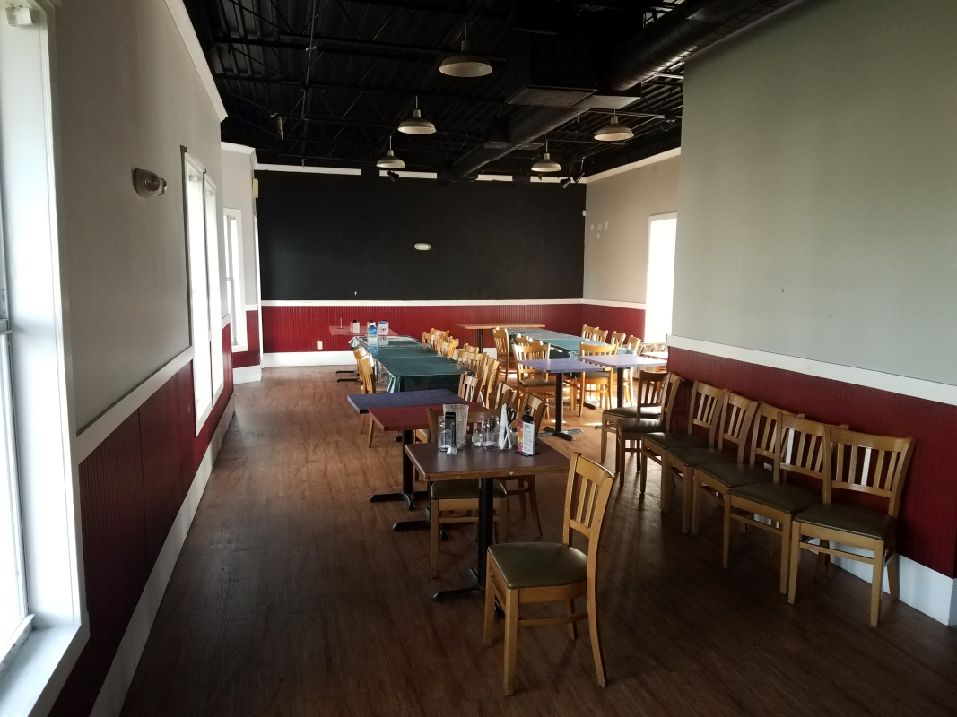 Additional Seating/Private Room