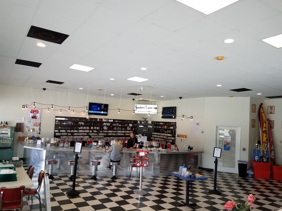 9601 Interior