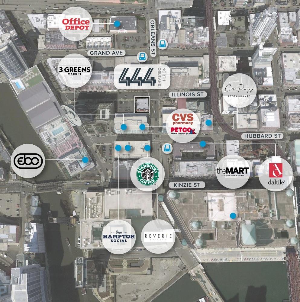 Retailer Map