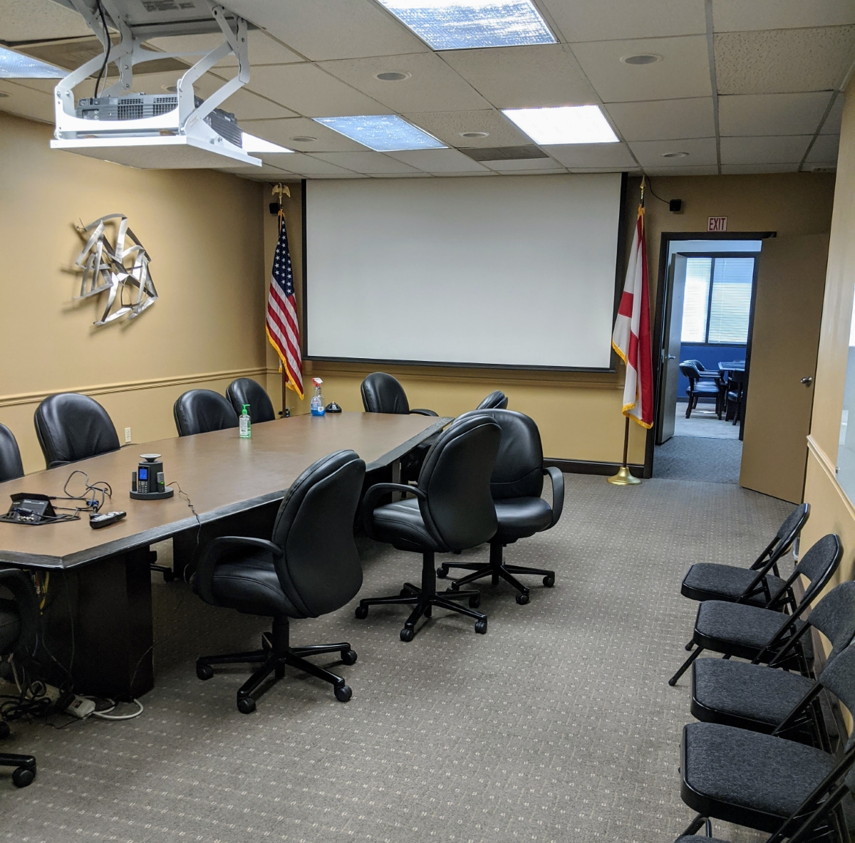 Bldg A Conference Room