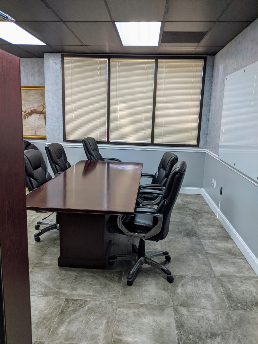 Bldg A Executive Office Conference Area