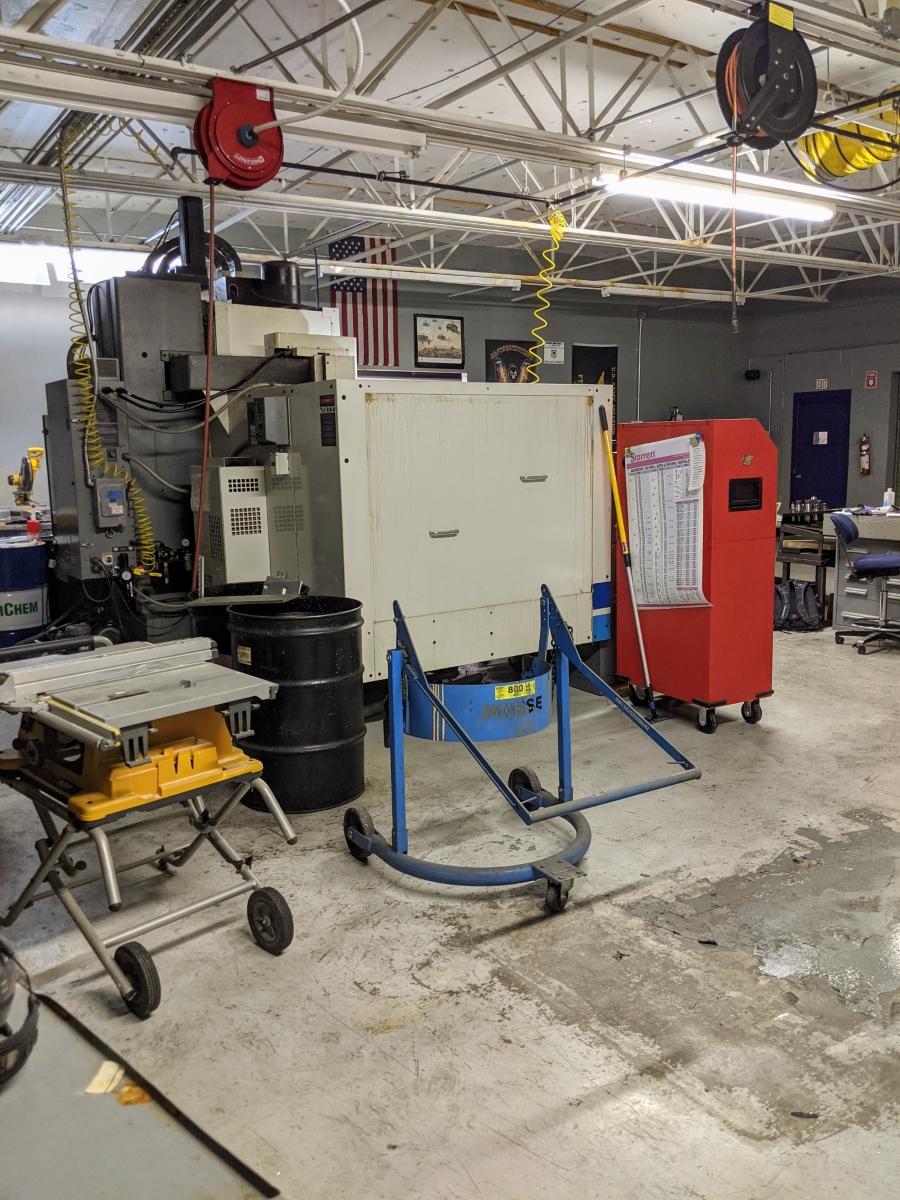 Bldg B Manufacturing Space