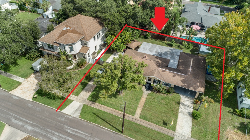 RARE FIND - Double Lot in South Tampa