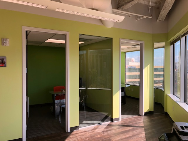 Two Exec Suites Available