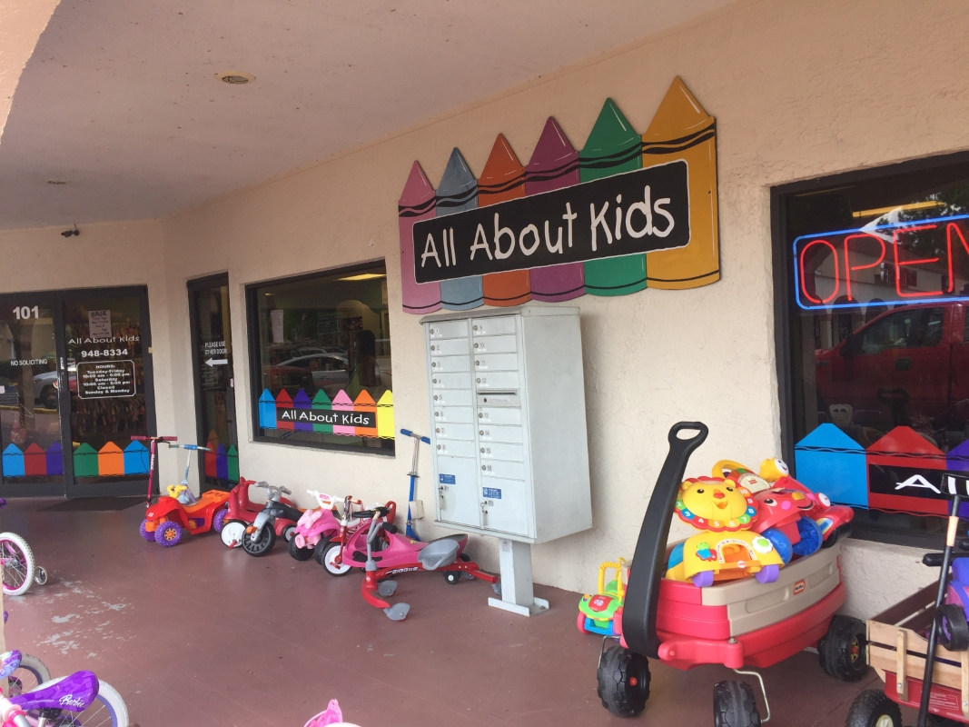 Outdoor Toys and Strollers