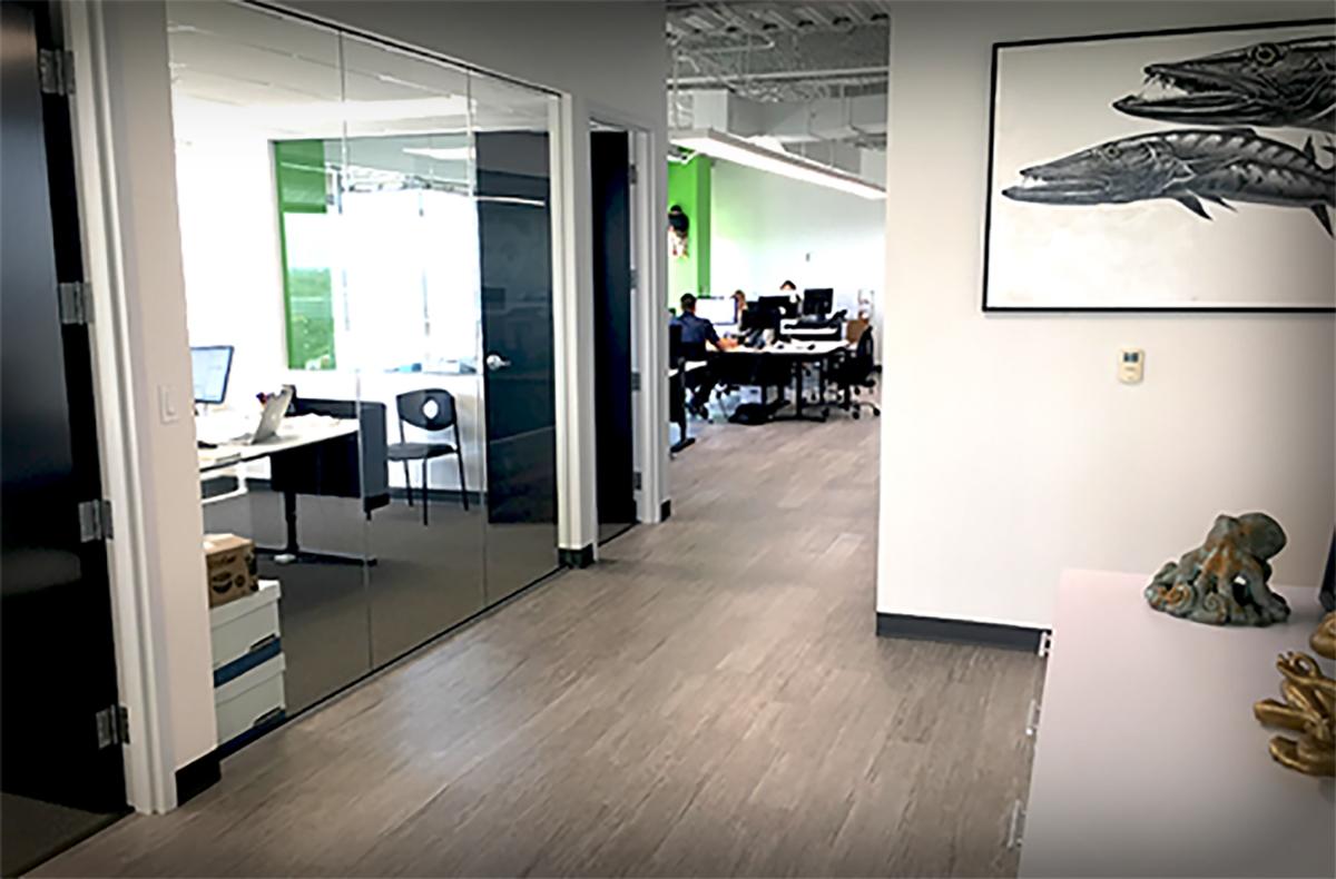 Marketing Office Setting
