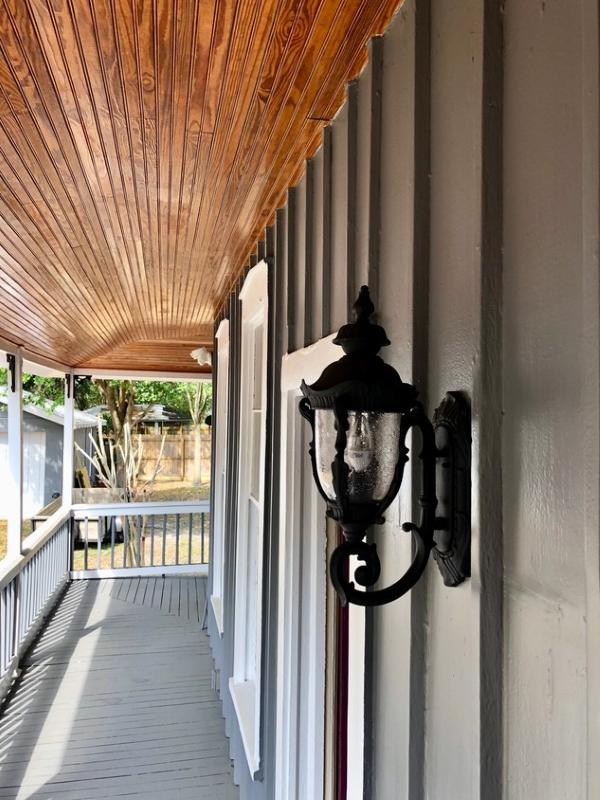 Beautiful Porch Lights