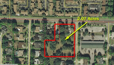 2.07 Acres of Development Land
