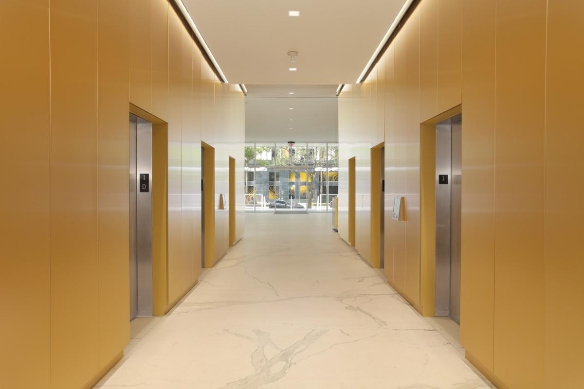 Elevators Renovated in 2015