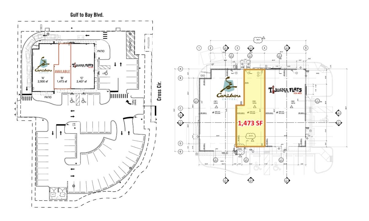 GTB Site Plan