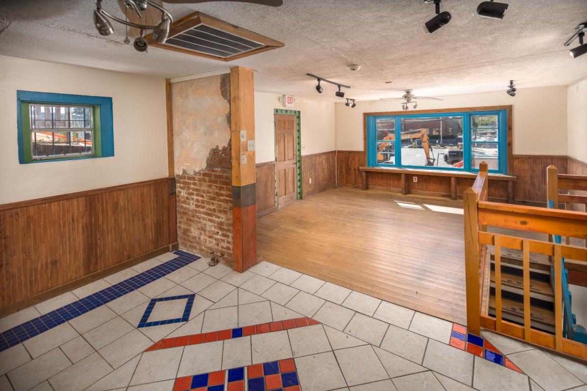 Second Level Interior