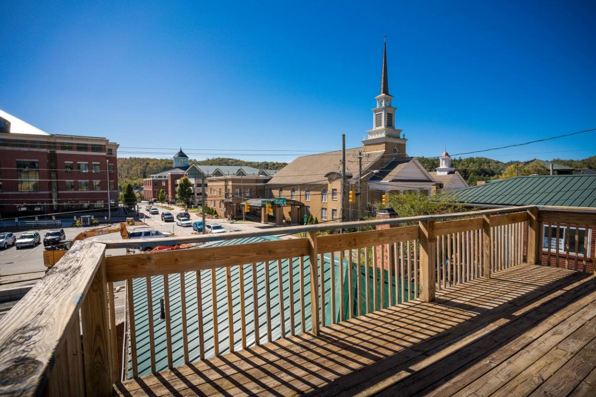 Appalachian State University Campus Views